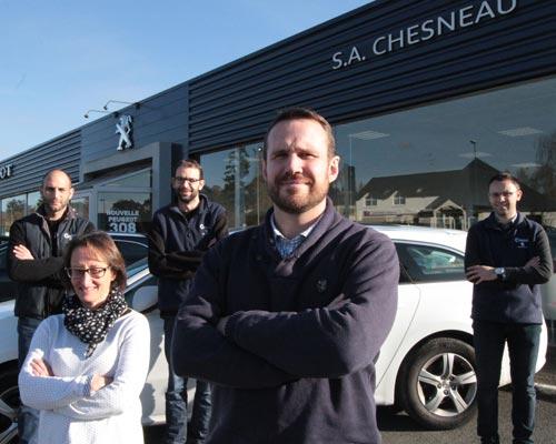 Garage chesneau for Garage parc auto auxerre