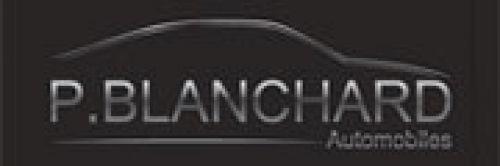 logo P. Blanchard Automobiles