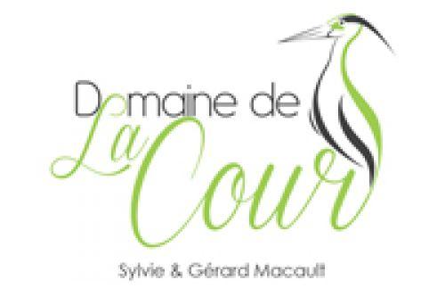 logo Domaine de La Cour